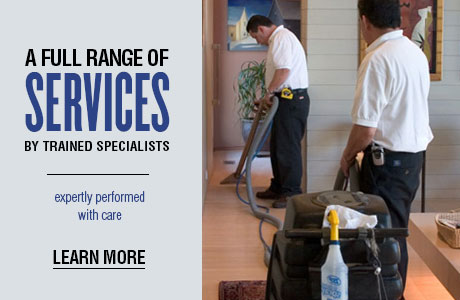 A Full Range of Services